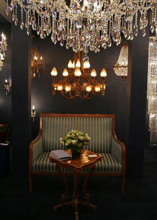 lights in interior Stock Photo - 705452