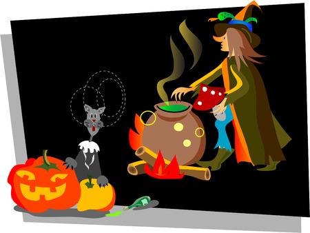 fib: autumn fairy tale