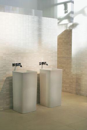 design of modern cooperative toilet Stock Photo - 2273598
