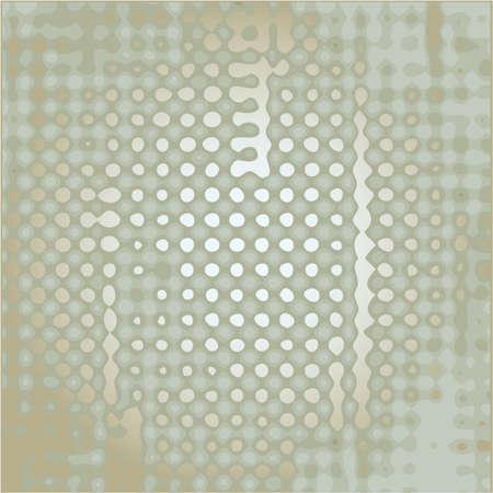 imitation: vector imitation of metal texture Illustration