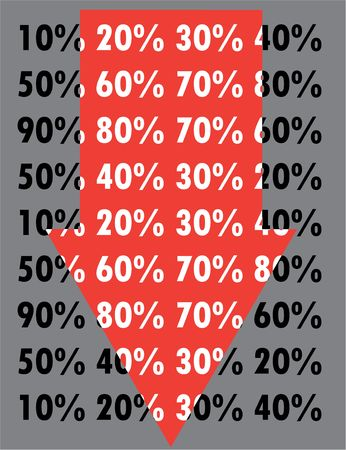discount sell poster Stock Photo - 2747519