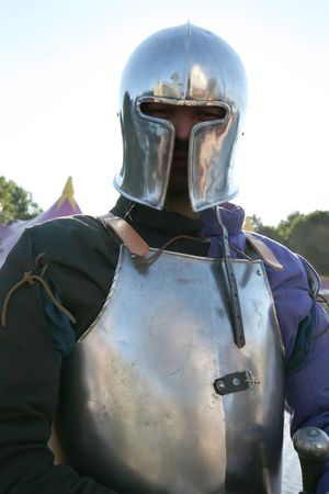 Medieval Armour for dutch knight