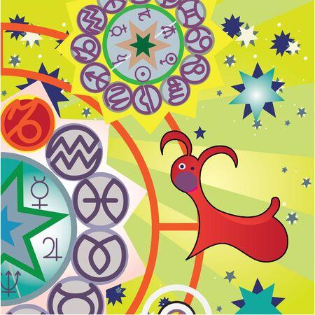 future twin: capricorn - grouond zodiac sign