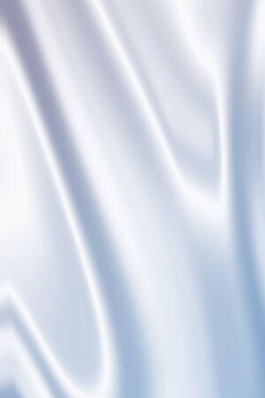 white silk texture photo