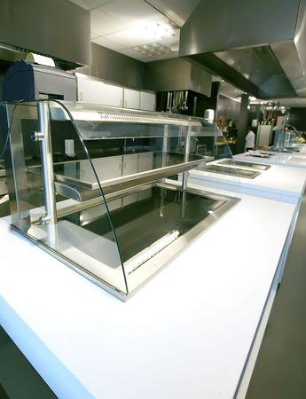 cocinas industriales: en la cocina