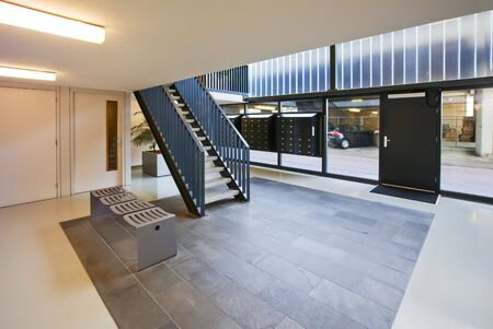 design of modern entrance in living house Stock Photo - 5750847
