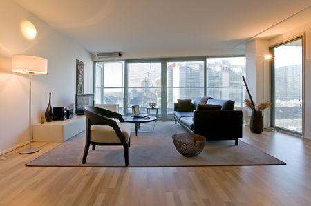 interior of empty living space Stock Photo - 5750843