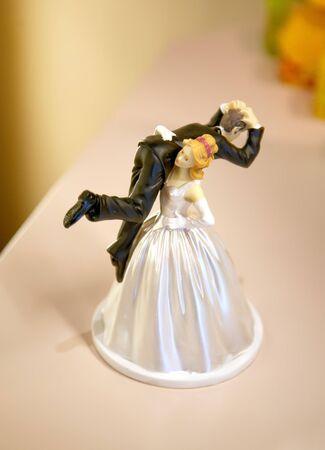 Emancipation idea of wedding decoration photo