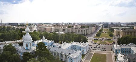 St-Petersburg panorama photo