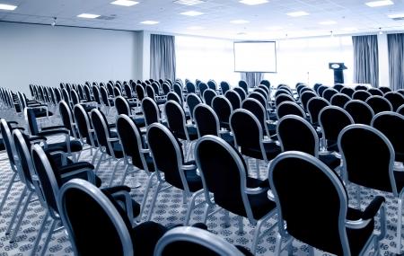 WnÄ™trze nowoczesnych Sala kongresowa