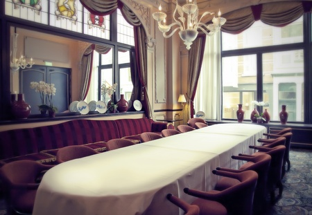 dinner hall: hall of classic dutch dinner room