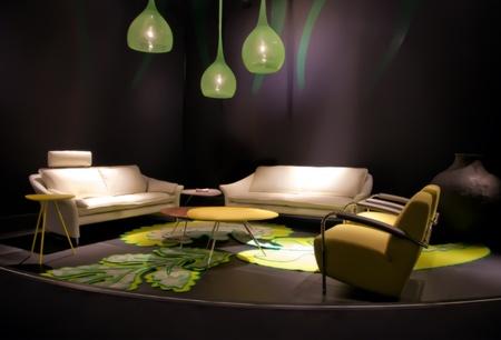interior of modern living room Stock Photo - 10871478