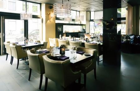 Lounge Platz im Café Standard-Bild - 14902029