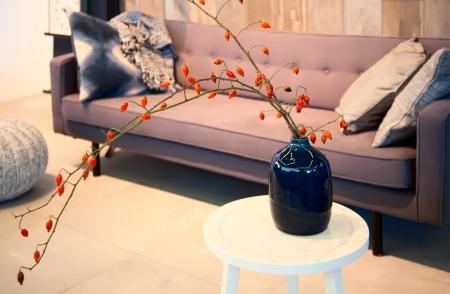 autumn in  living room