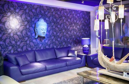 design decoration interior in Asian style photo