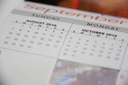 calendar Stok Fotoğraf