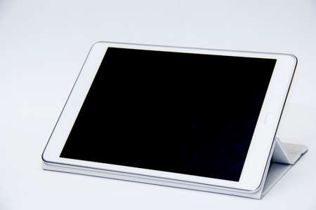 tablet: Tablet Stock Photo