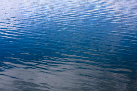 abstract reflection in water Stock Photo
