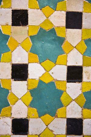 ancient tile texture