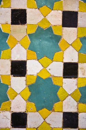 ancient tile texture