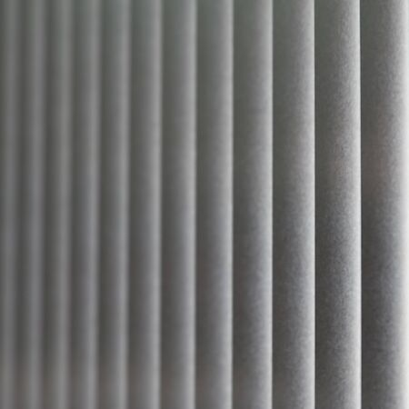 louvered: Abstract Background of vertical strips  Stock Photo