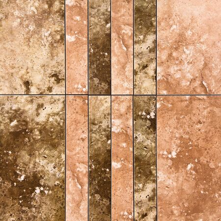 Tiles with Marble Texture