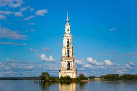 st  nicholas cathedral: The flooded belfry of St. Nicholas Cathedral