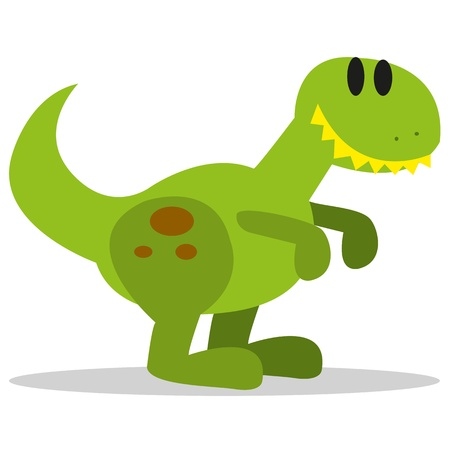 trex: A colorfull set of toys