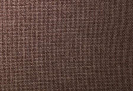 dark brown: Fabric Texture, Close Up of Dark Brown Fabric Texture Pattern Background. Stock Photo