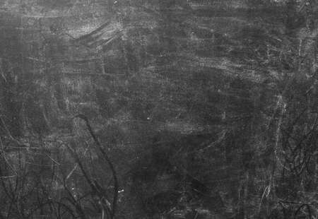 Background Pattern, Black Dirty and Dusty Chalkboard Background or Texture with Copy Space for Text Decorated.