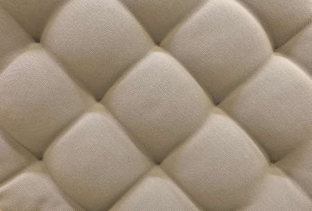 cushioning: Background Pattern, Closed up of Abstract Texture of Brown Fabric Sofa or Upholstery Background.