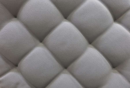 luxuriance: Background Pattern, Closed up of Abstract Texture of Gray Fabric Sofa or Upholstery Background. Stock Photo