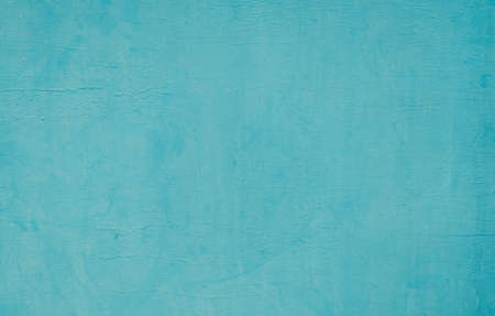 Background Pattern, Abstract Blue Turquoise Wall Texture with Copy Space for Text Decorated.
