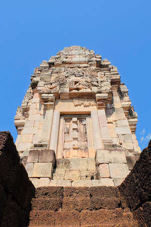 Prasat Sdok Kok Thom The Historical Park in Thailand