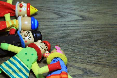 curio: Finger Dolls