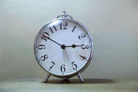 age 5: Silver Clock