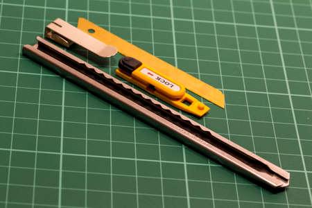 boxcutter: Cutter parts