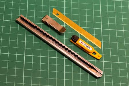cutter: Cutter parts