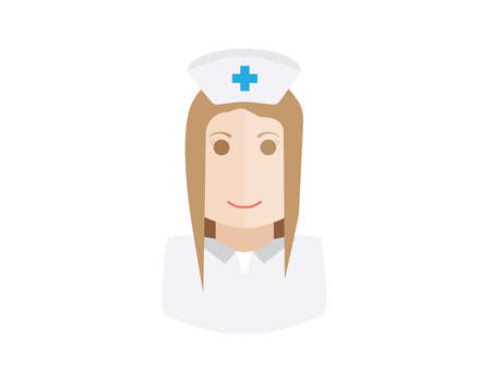 nurse illustration avatar