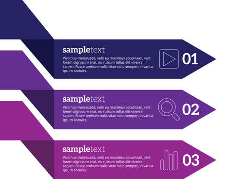 element: Infographics Vector illustration. can be used for workflow layout banner diagram number options, step-up options, web design