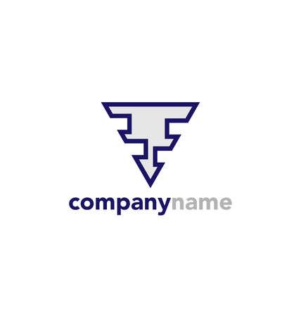 article icon: Abstract vector logo design template