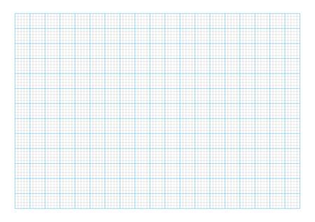 A7 graph paper 向量圖像