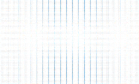 Graph paper doted grid lines