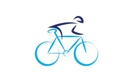 Cycle, cycling logo 向量圖像