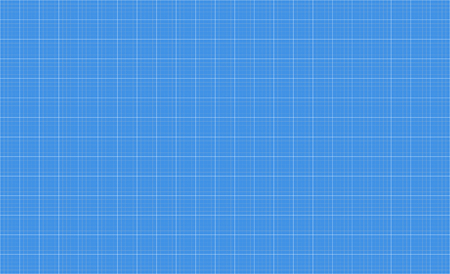 Graph paper blueprint (Grid Illustration