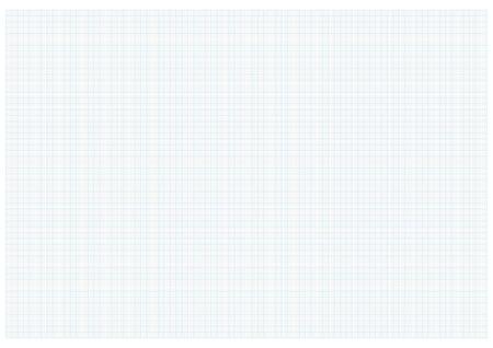 A3 size graph paper blue 向量圖像