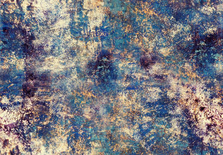 Hand painted acrylic seamless pattern with abstract brushstrokes. Art painting. Grunge texture for textiles, packaging, greeting cards, scrapbooking.