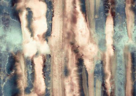 Hand bemalt Aquarell Zusammenfassung nahtlose Hintergrund. Batik Textur für Textilien, Verpackungen, Grußkarten, Scrapbooking. Standard-Bild - 83138862