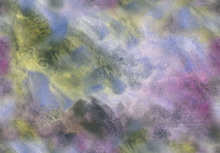 Atmospheric watercolor seamless background