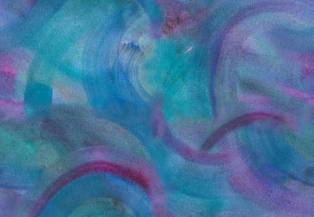 Abstract natural watercolor seamless background